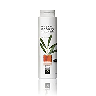 Aegean Beauty Honey and  Olive Oil Conditioner 300 ml