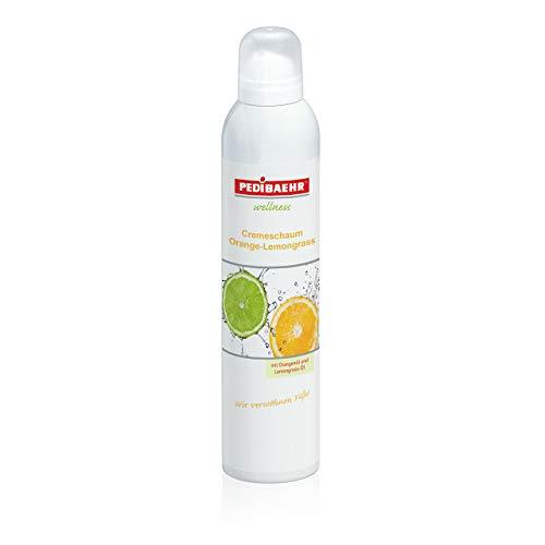 Wellness Cremeschaum Orange- Lemongrass PediBaehr, 125 ml