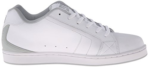 Dc Shoes Net M, Baskets mode homme Weiß (WHITE/HIGH RISE - WIH)