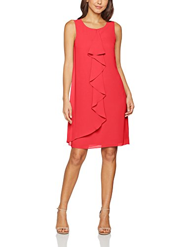 s.Oliver 11703826321, Robe Femme strawberry red 4517