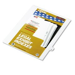 allstate-style-legal-side-tab-divider-title-22-letter-white-25-pack
