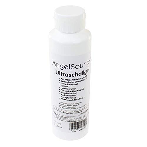 AngelSounds UltraschallGel 250ml Made in Germany Ultraschall Gel Fetaldoppler -