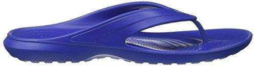 crocs Unisex-Erwachsene Classicflip Pantoffeln Blau (Cerulean Blue)