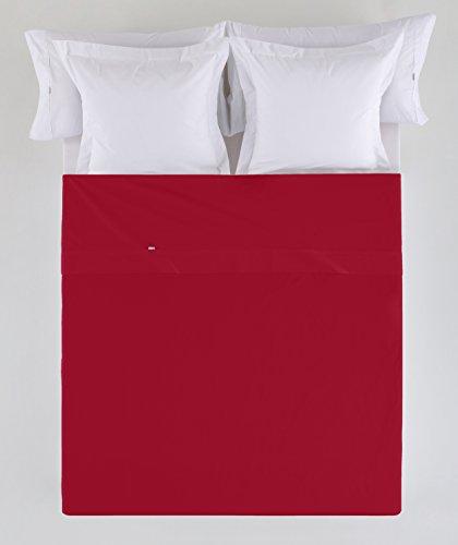The hip tee Damen T-Shirt weiß burgunderrot