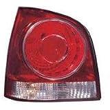 luz trasera, izquierda (lado del conductor)
