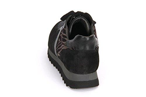 Gabor - 33-301-37, Sneakers da donna Nero