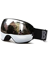 Daesar Gafas Deportivas Ciclismo Gafas de Trabajo Hombre Gafas de Nieve Gafas de Bicicleta