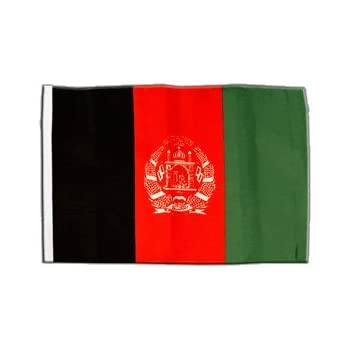 Flaggenfritze/® Flagge Afghanistan 30 x 45 cm