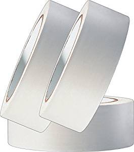 3 Rollen Profi PVC Putzband glatt 50 mm x 33 m weiß Bautenschutzband Schutzband Klebeband