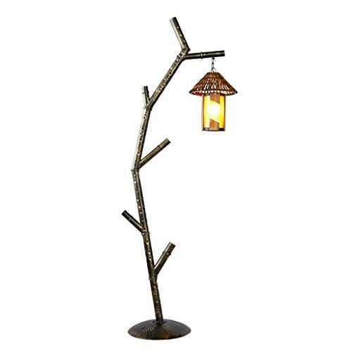 Lámparas de Pie Prime Lámpara de pie del hierro del país americano ...