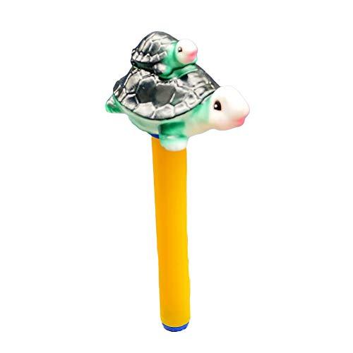XdremYU Karikatur Schwimmen Thermometer Fisch Tier Schwimmbad Spa Badewanne Wassersensor Schildkröte*