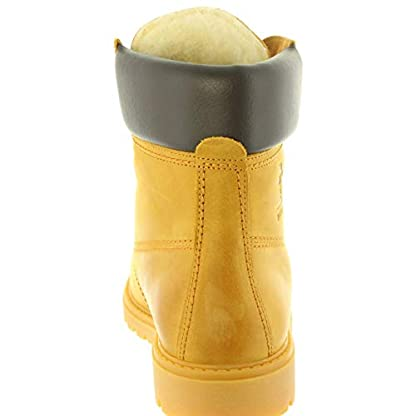 Panama Jack Men's Panama 03 Wool Combat Boots 7