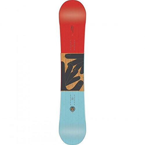 K2 - Planche De Snowboard Fastplant Wide Rouge Homme - Homme - Rouge