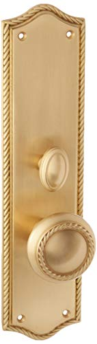 Baldwin 6554. Entr Barclay Single Zylinder Einsteckschloss Handleset Feinbau-Set,, 6554033ENTR - Barclay Single