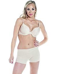 Ducomi Kardashaper - Invisible Culotte Push Up Efecto - Shaper, Adelgazamiento y Modelado de Ropa Interior para Levantar su B-Side