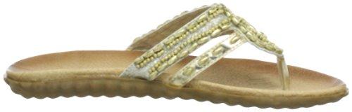 Coconel Damen Slippers 242904.901 Damen Slipper Gold (Gold)