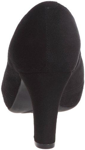 Unisa Numar, Chaussures À Talons Noirs Pour Femmes (schwarz (noir (kit Suede Black)))