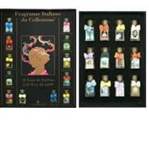 Borsari 1870 Mini Collection pour Des Femme Coffret - 4 ml x 2 Eau de Parfum Mini + Heart Atomizer