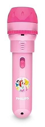 Philips Princesses Disney Lampe de Poche pour Enfant 3 V
