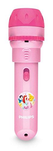 Philips Disney Princesas - Proyector y linterna 2 en 1, bombilla LED...