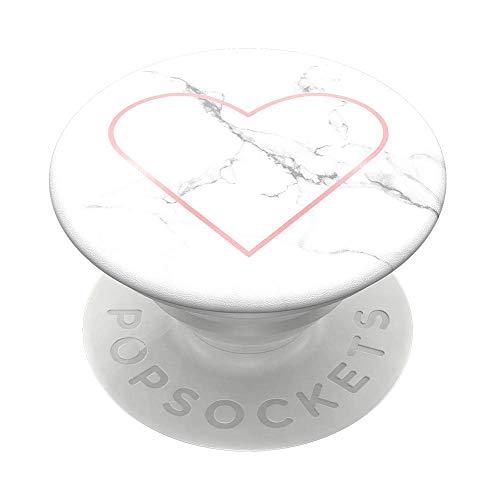 PopSockets - austauschbarer Ausziehbarer Sockel und Griff für Smartphones und Tablets - Stoney Heart