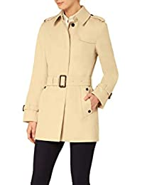 Aquascutum Trench Giacca Giubbotto London Donna Women Jennifer Rainwear  Beige 7a2b6260eca0