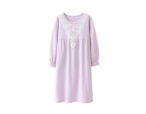 MyFav - Robe - Fille - violet - 38