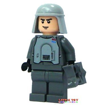 Lego Star Wars Mini Figure - Imperial Officer with Binoculars