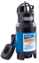 Draper-35467-SWP235ADW-DIRTY-WATER-PUMP-85M-LIFT230V