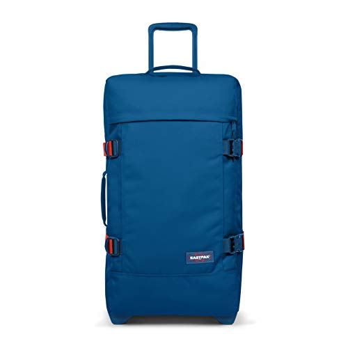 Eastpak TRANVERZ M Bagaglio a mano, 67 cm, 78 liters, Blu (Blakout Urban)