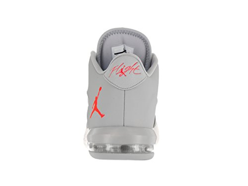 Nike Jordan Flight Origin 3, Scarpe da Basket Uomo, Talla Gris (Gris (wolf grey/infrared 23-white))