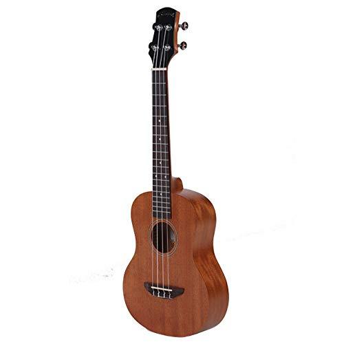 North King Gitarre Akustik Ukulele 29 Zoll Pfirsichblüte Herz Runde Blume Ukulele Ukulele Kleine Erwachsene Gitarrenmusik Instrument