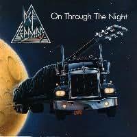 On through the night (1979/80) / Vinyl record [Vinyl-LP]