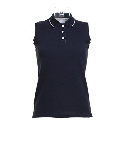 gamegear-polo-sans-manches-pour-femme-proactive-chemise-kk730-multicolore-38
