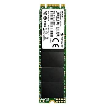 TRANSCEND MTS820S - Disco duro solido interno SSD M.2 de 240 GB ...