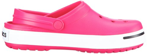 Crocs Crocband II, Sabots mixte adulte Rouge (Raspberry/Black)