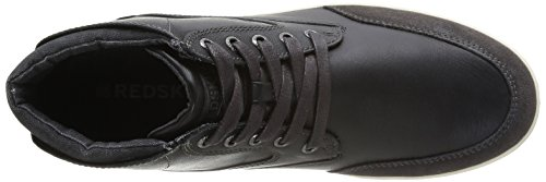 Redskins Sabin Herren Sneaker Schwarz - Noir (Noir/Anthracite)