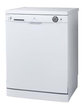 continental edison lv126fsa lave vaisselle couverts12 place settings 55 decibels classe a blanc. Black Bedroom Furniture Sets. Home Design Ideas