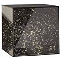 Sompex–Mesa Auxiliar Luminosa LED Vidrio Bronceado Pearl