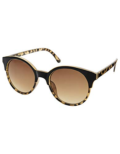 Accessorize Damen Penny zweiteilige Preppy-Sonnenbrille Sonnenbrillen - Einheitsgröße