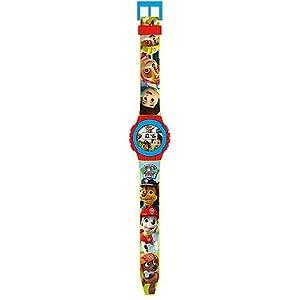 Kids Euroswan - Reloj digital de la patrulla canina