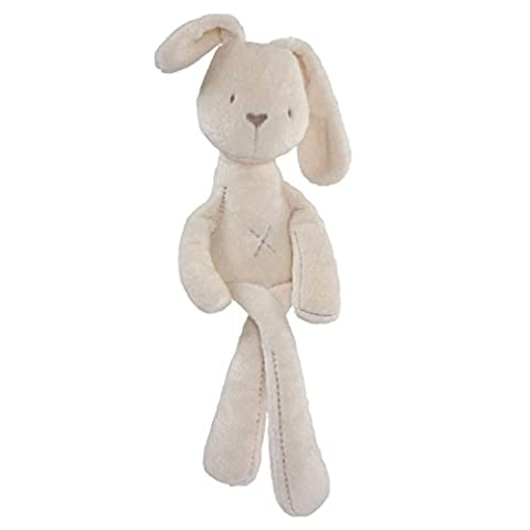 Highdas Baby Kids Soft Lapin Soother Sleep Consolateur Jouet