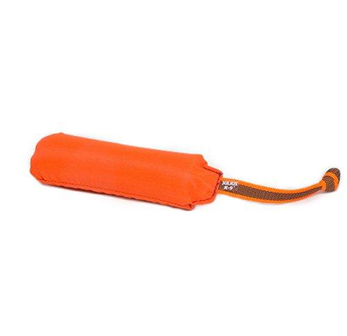Julius-K9, 24SWT-OR, Schwimmspielzeug 24x5 cm- Orange