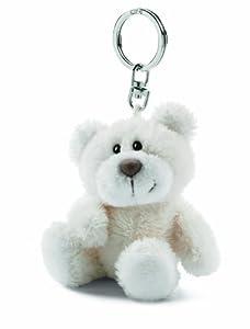 Nici 32349 - Llavero de oso en color beige, 10 cm de NICI