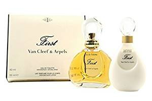 Coffret / Gift Set Van Cleef First & Arpels Eau de toilette 60ml & Lait corps -Body Lotion 50ml