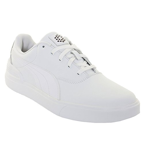 Puma Monolite V2 Men Golfschuhe Golf white leather 188336...