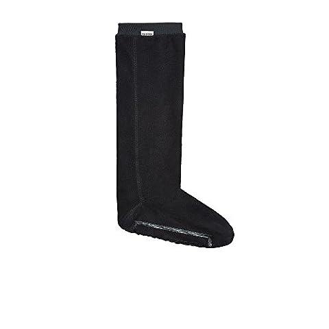 Hunter Field Fitted Tall Boot Socks Black