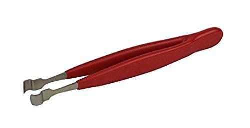4–3/10,2cm Isolierter Sicherung Pinzette für Schmuckherstellung Electronic Computer Repair