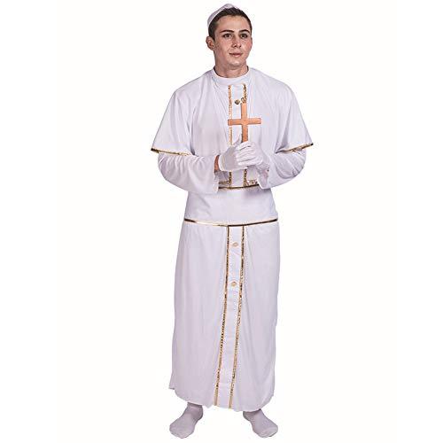 Kostüm Von Partys Arten - HSKS Halloween-Kostüm für alle Arten von Partys, Weiß