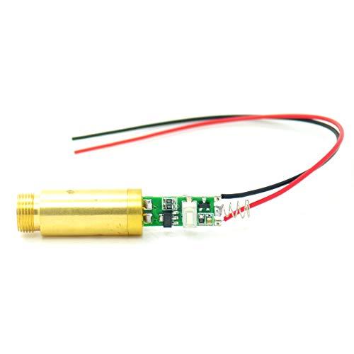 Q-BAIHE 3.7 - 4.2 V 532 nm 50 mw laser verde modulo laser a diodi